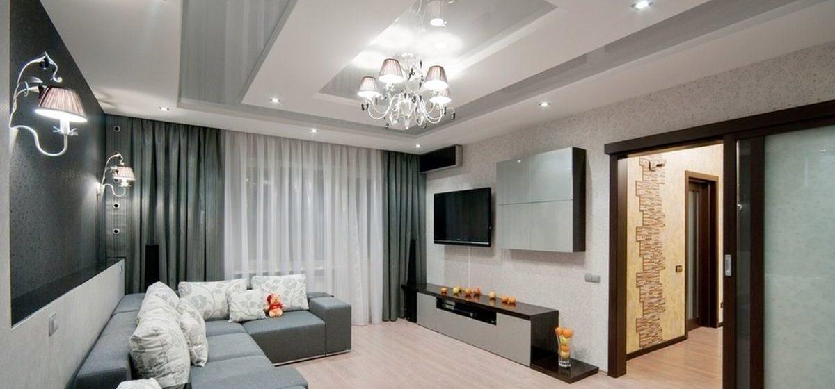 Трехкомнатную квартиру в лесу в Барановичском районе продают за 108 тысяч долларов. Фотофакт