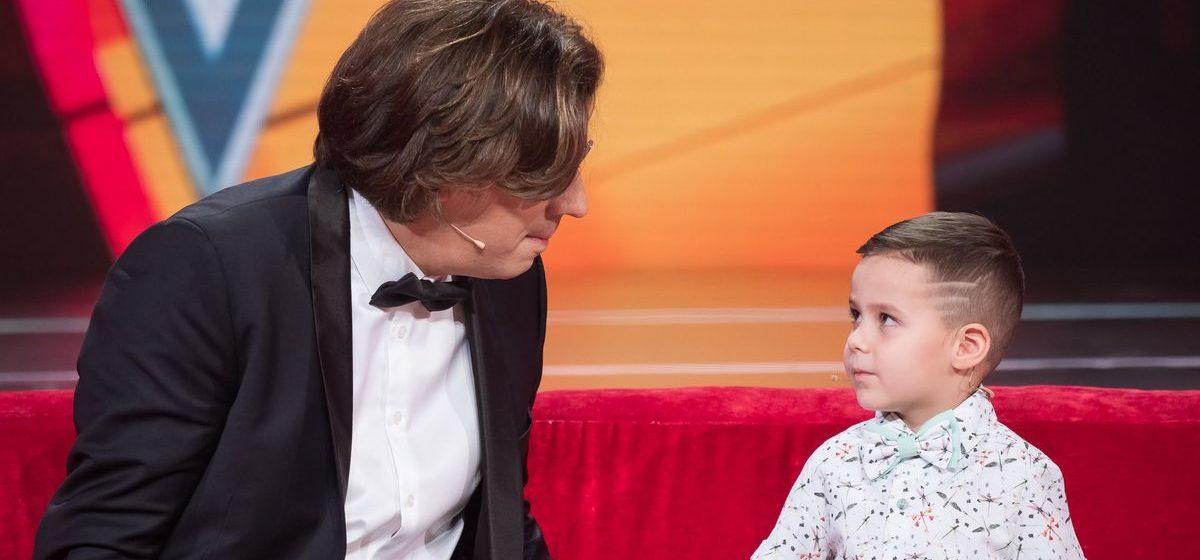 Четырехлетний житель Барановичей поразил известного юмориста Максима Галкина своими познаниями о жуках
