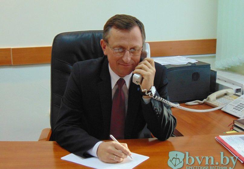 Зампредседателя Брестского облисполкома встретится с жителями Барановичей