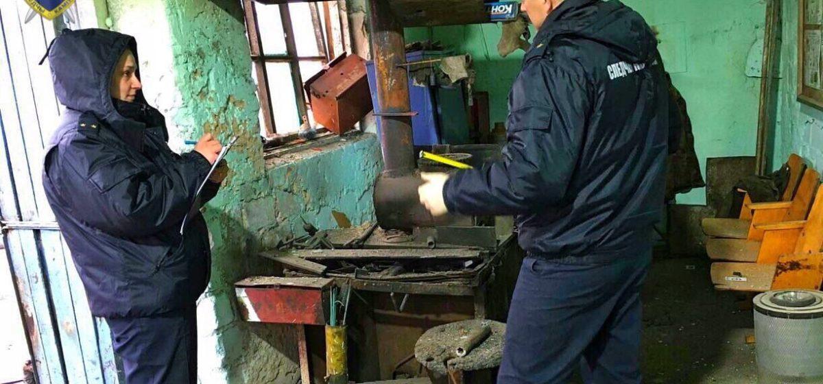 Хотел сделать кувалду из боеприпаса: под Жлобином погиб сварщик
