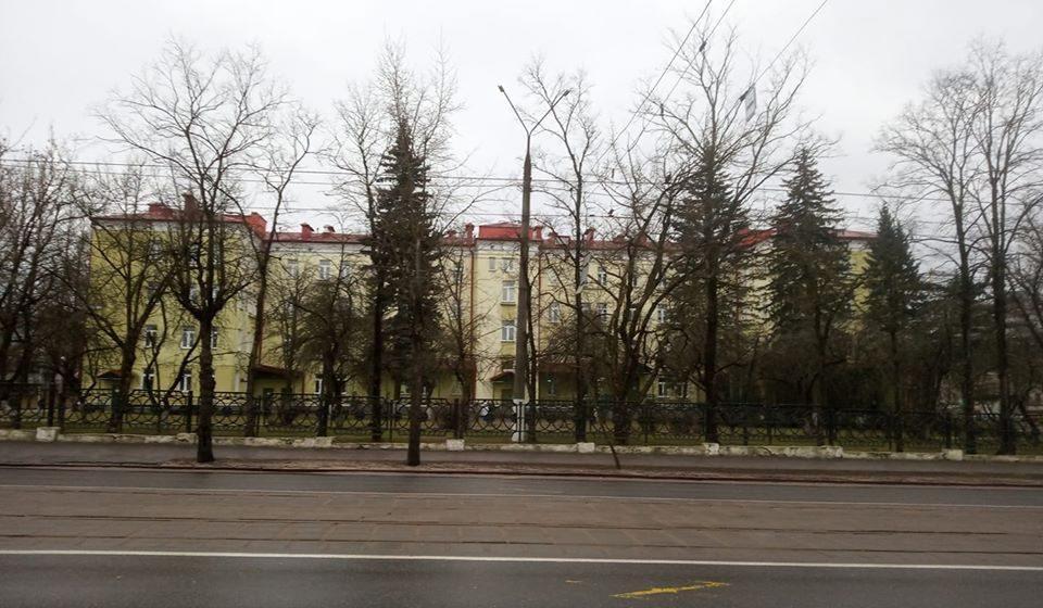В больнице Витебска находятся десятки людей, общавшихся с женщиной, госпитализированной с подозрением на коронавирус
