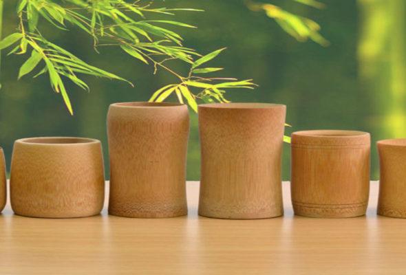Бамбуковые кружки – красота, стиль, экология