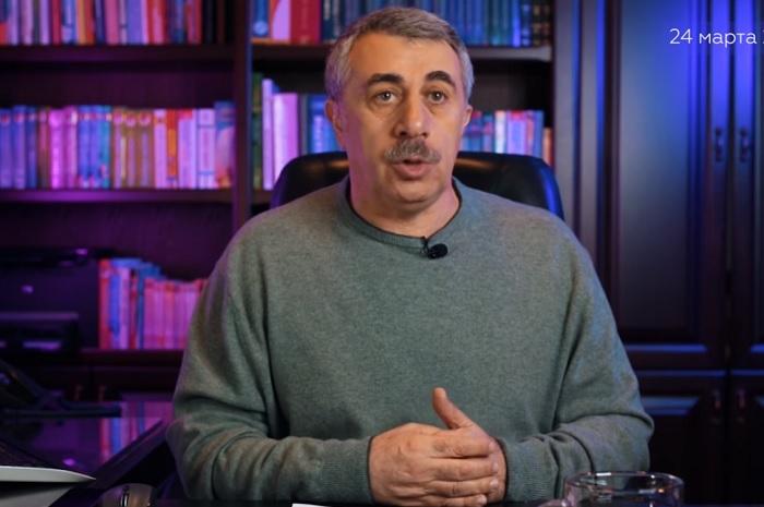 Доктор Комаровский прокомментировал действия Беларуси по борьбе с коронавирусом