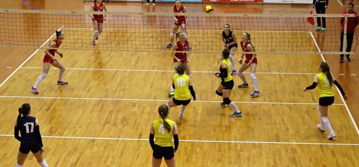 Как волейболистки «Атланта-БарГУ» стартовали во втором по рангу плей-офф чемпионата страны?