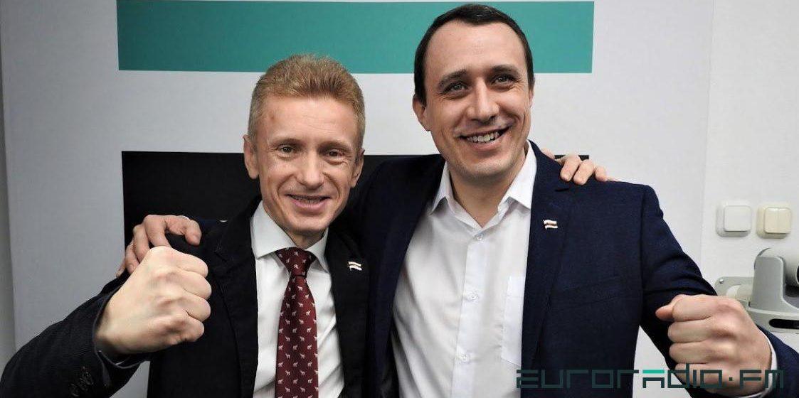 Алексей Янукевич выходит из праймериз по определению «единого»