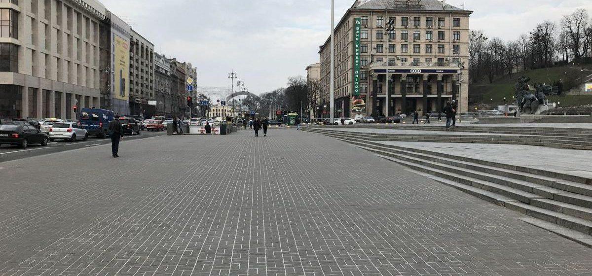 В Украине с 11 мая ослаблен карантин, но границы остаются закрытыми