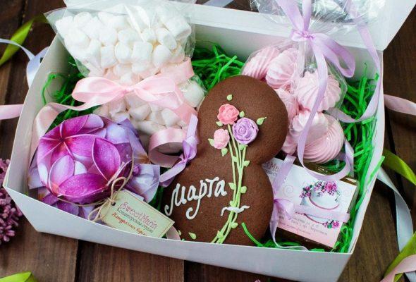 Идеи подарков на 8 марта. Выбираем только приятные сюрпризы.