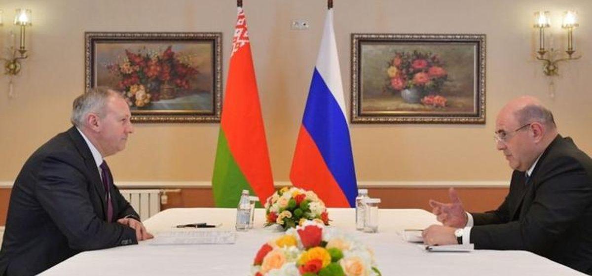 Премьер-министр Беларуси о поставках российской нефти и ситуации с долларом: «Людям нет смысла волноваться»