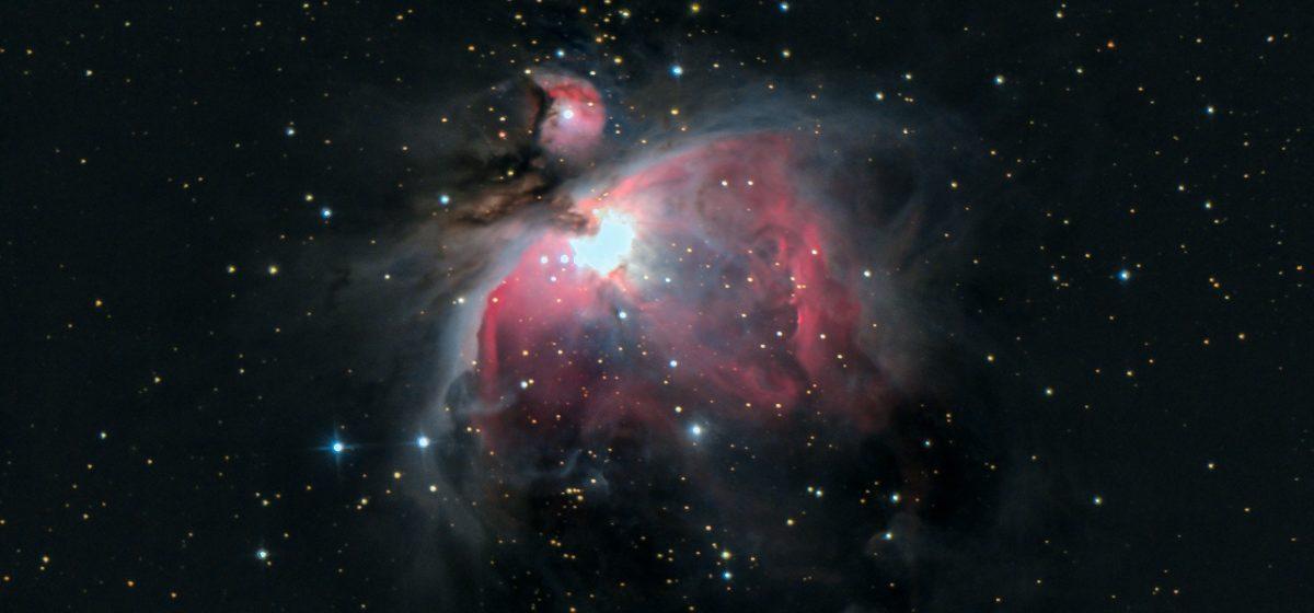Семь фото от астронома-любителя из Беларуси, показывающих красоту космоса