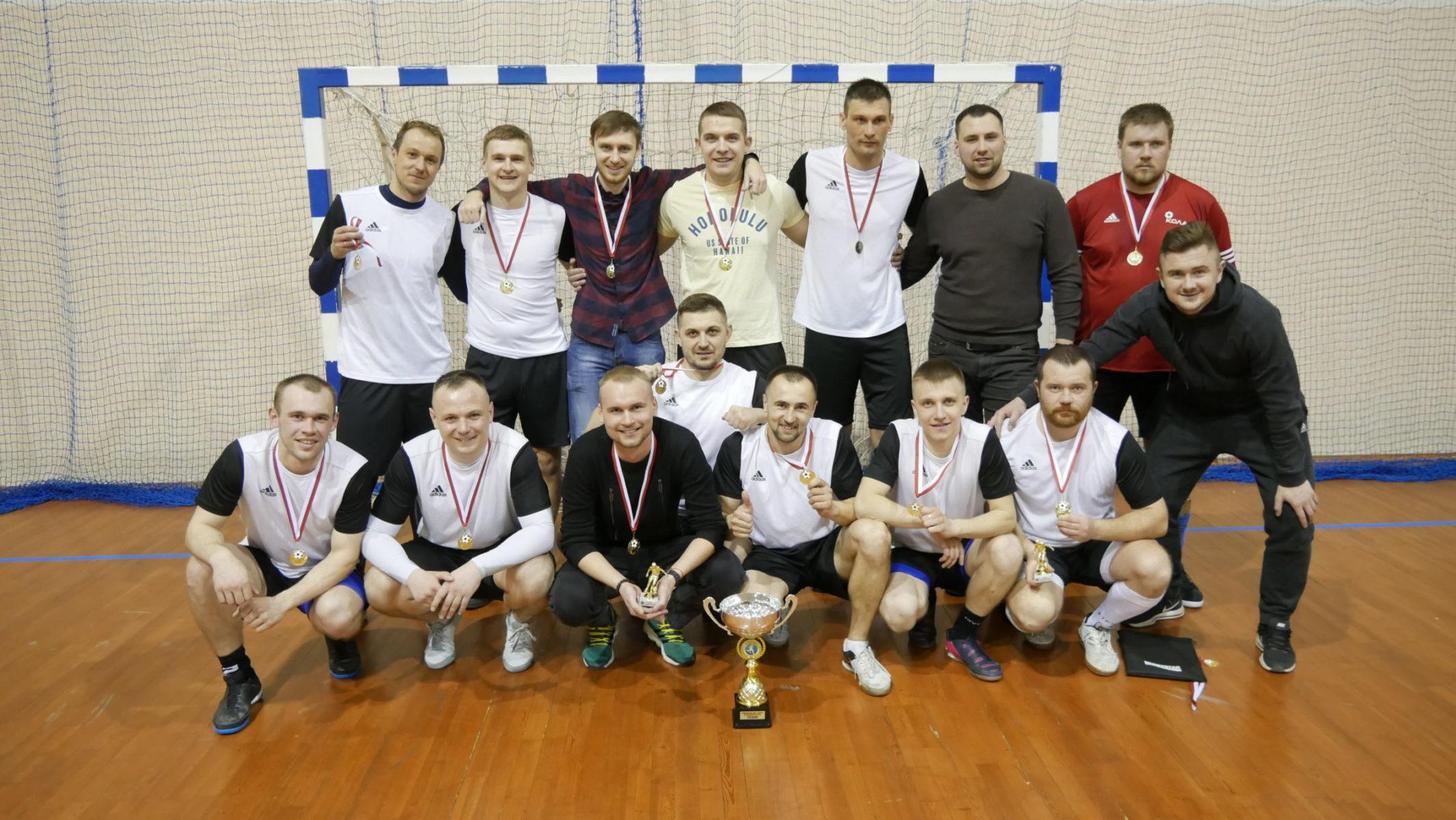 """Кола"" (Барановичи) – чемпион IX сезона ЛФЛ (2019/20 гг.)."