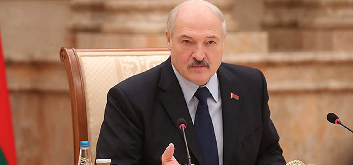 Лукашенко перенес послание народу и парламенту, которое планировалось 3 августа