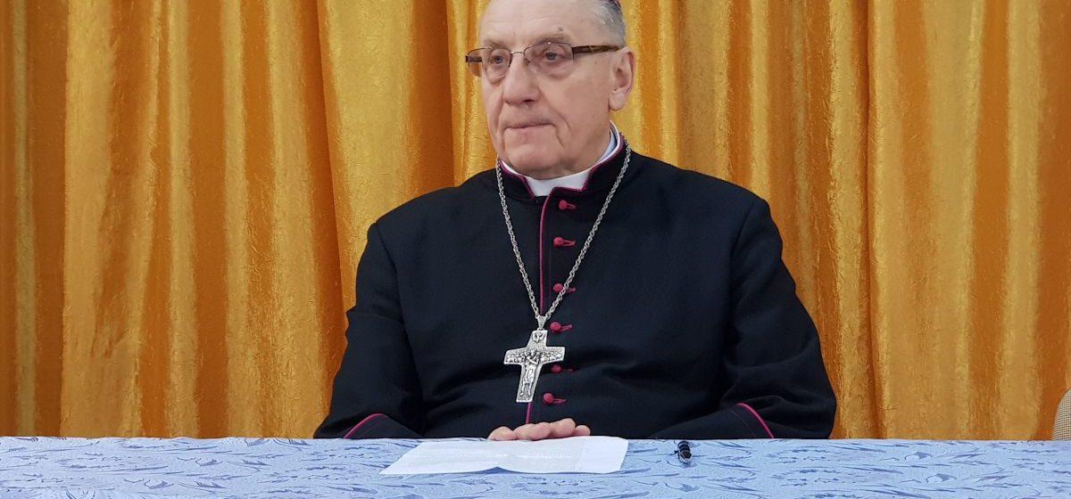 «Чаму вы нічога не кажаце?» Глава католической церкви обратился к Минздраву