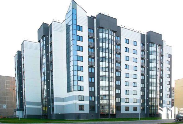Одну из квартир в новом доме по проспекту Советскому в Барановичах выставят на аукцион
