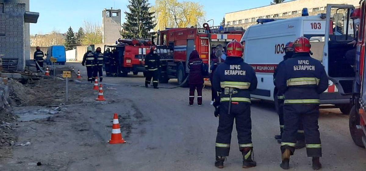 Мужчина погиб на производстве в Барановичах