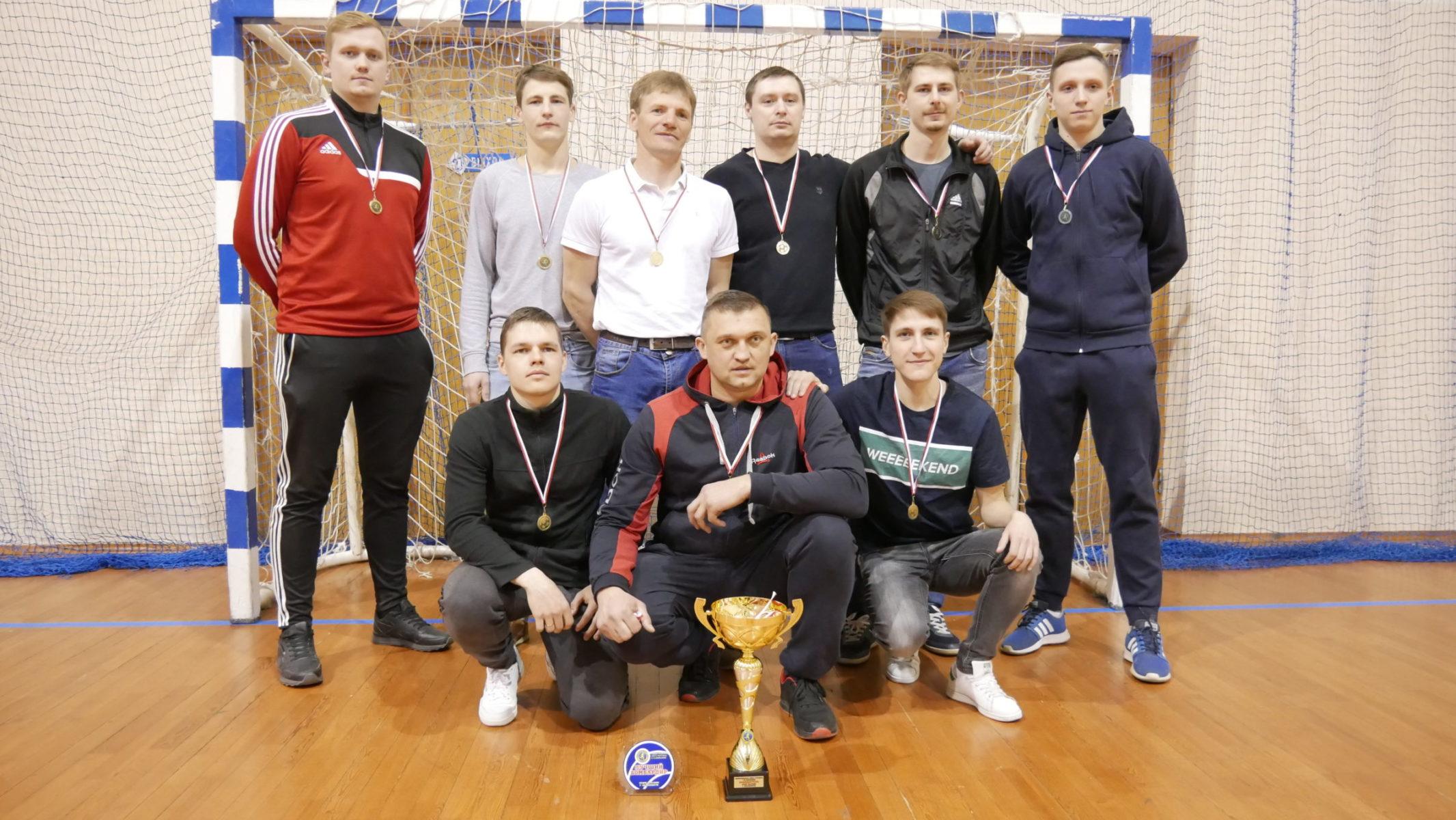 ЖБК (Барановичи) – победители второго дивизиона.