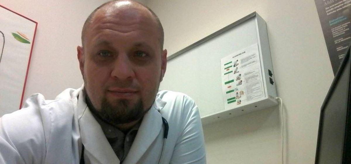 Доктар-беларус працаваў з каранавірусам у Іспаніі і сам захварэў. Вось што ён раіць