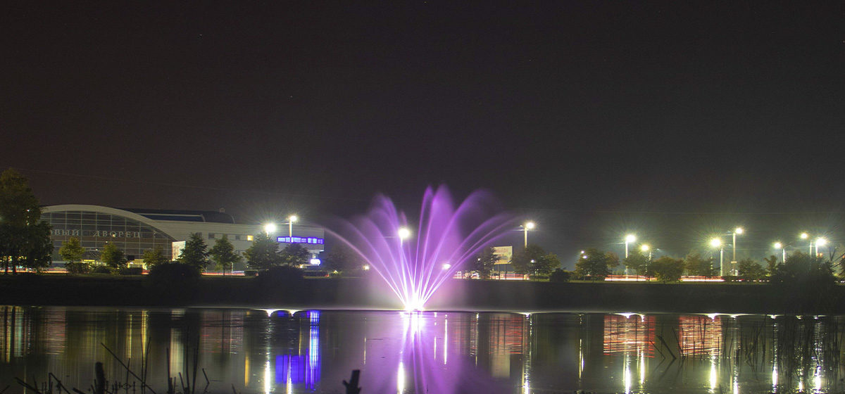Куда исчез плавающий фонтан со Светиловского озера в Барановичах?