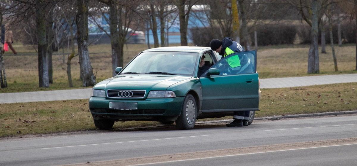 Контроль на дорогах усилит ГАИ в выходные дни