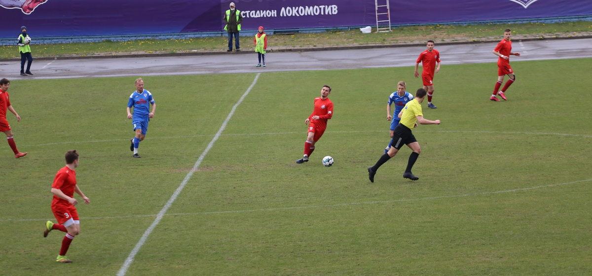 Как ФК «Барановичи» стартовал во второй лиге чемпионата страны по футболу?