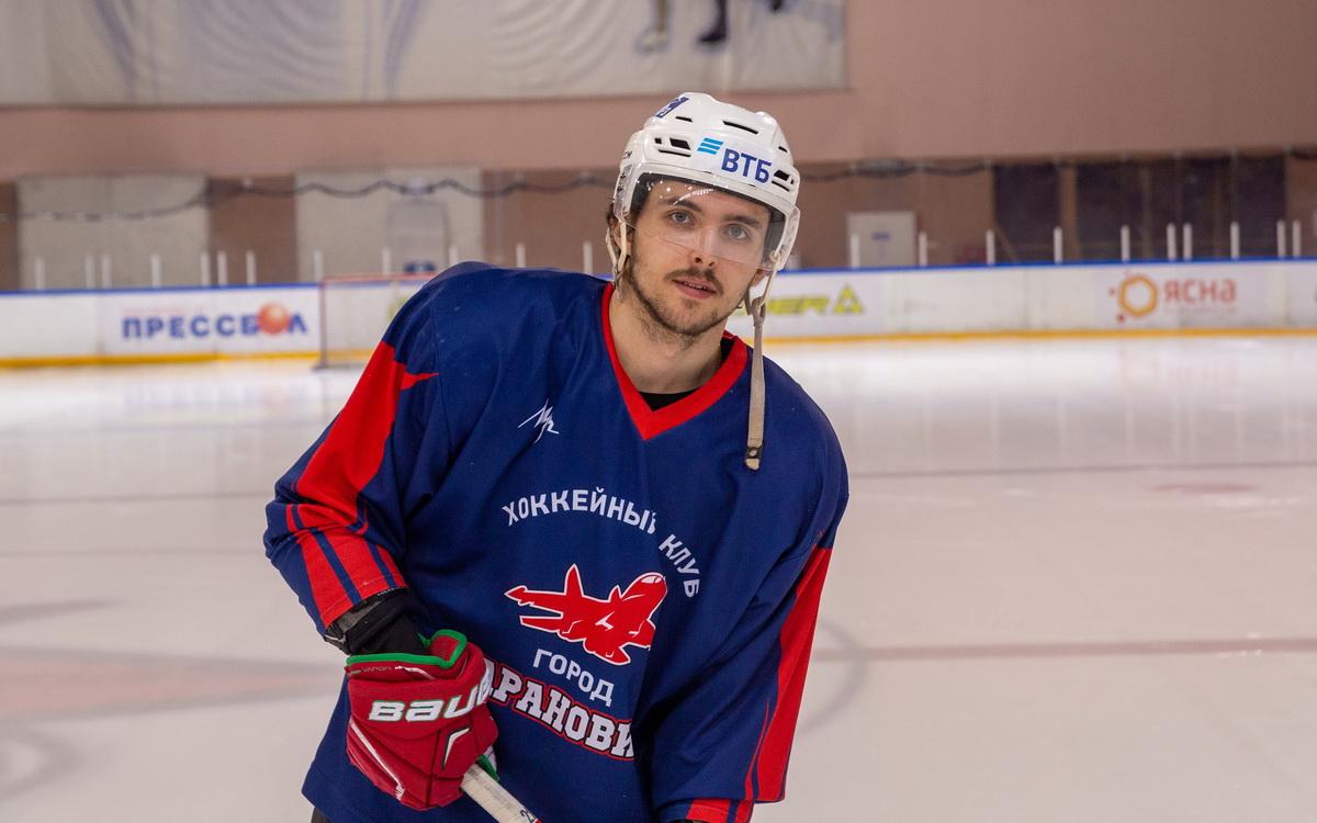 Алексей Паценкин (№21). Фото: Андрей БОЛКО