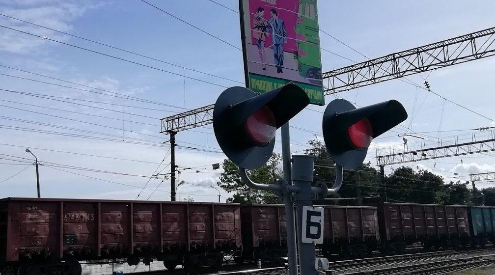В Барановичах перекроют железнодорожный переезд