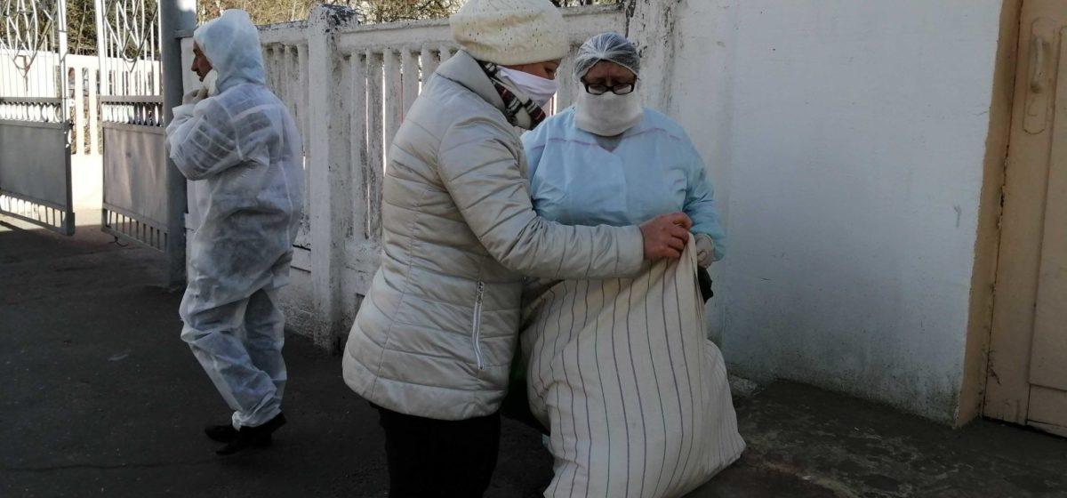 Еще одна женщина из Витебска утверждает, что ее мама умерла от коронавирусной пневмонии