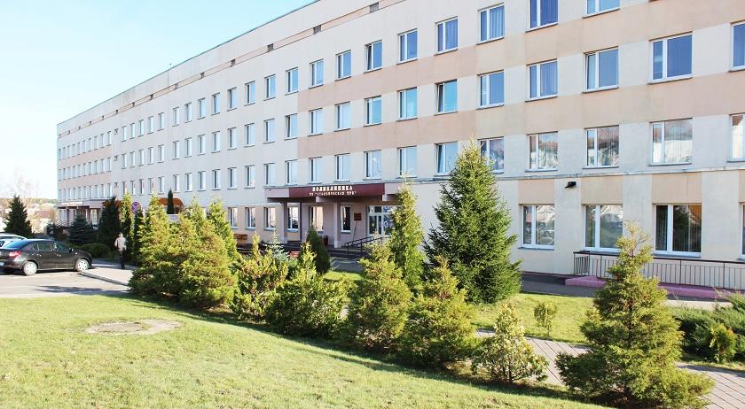 Главврач в Столбцах: Ситуация серьезная, нам помогают другие области в размещении пациентов с пневмонией