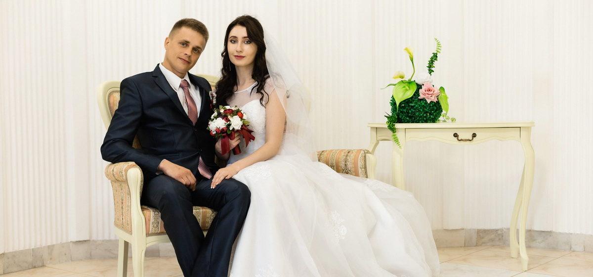 Свадебная пара недели: Ксения и Евгений