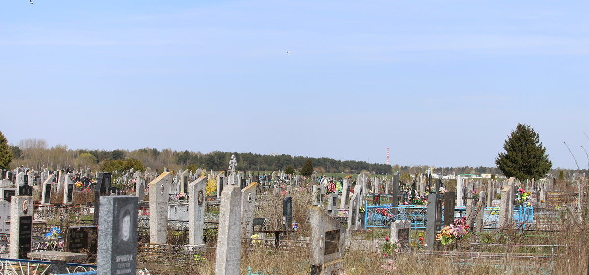 Смертность в Барановичах в период коронавируса. Сколько человек скончалось в апреле