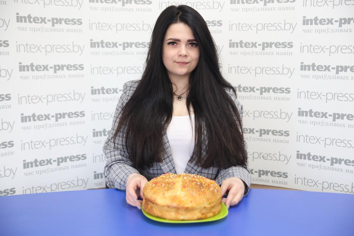 Александра Разина. Фото: Андрей БОЛКО