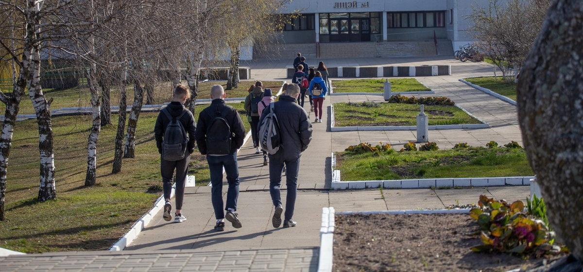 Лукашенко о возобновлении обучения в школах: «Я категорически против продления каникул»