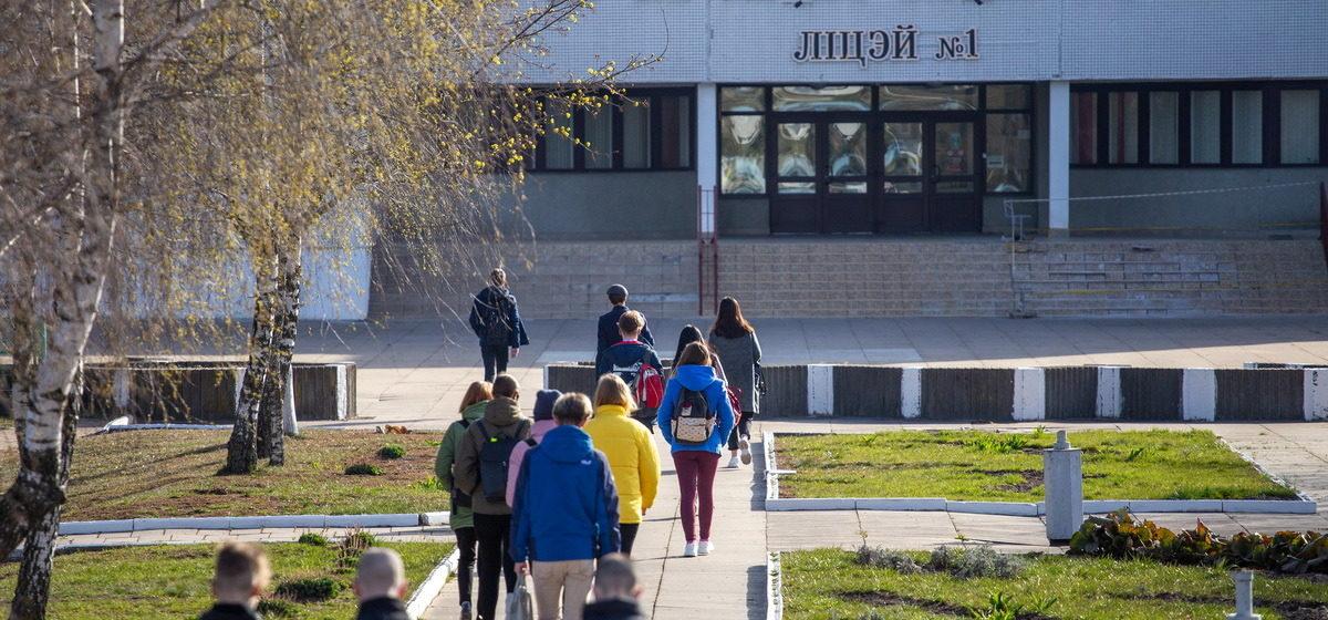 В субботу, 25 апреля, школьники будут учиться за понедельник