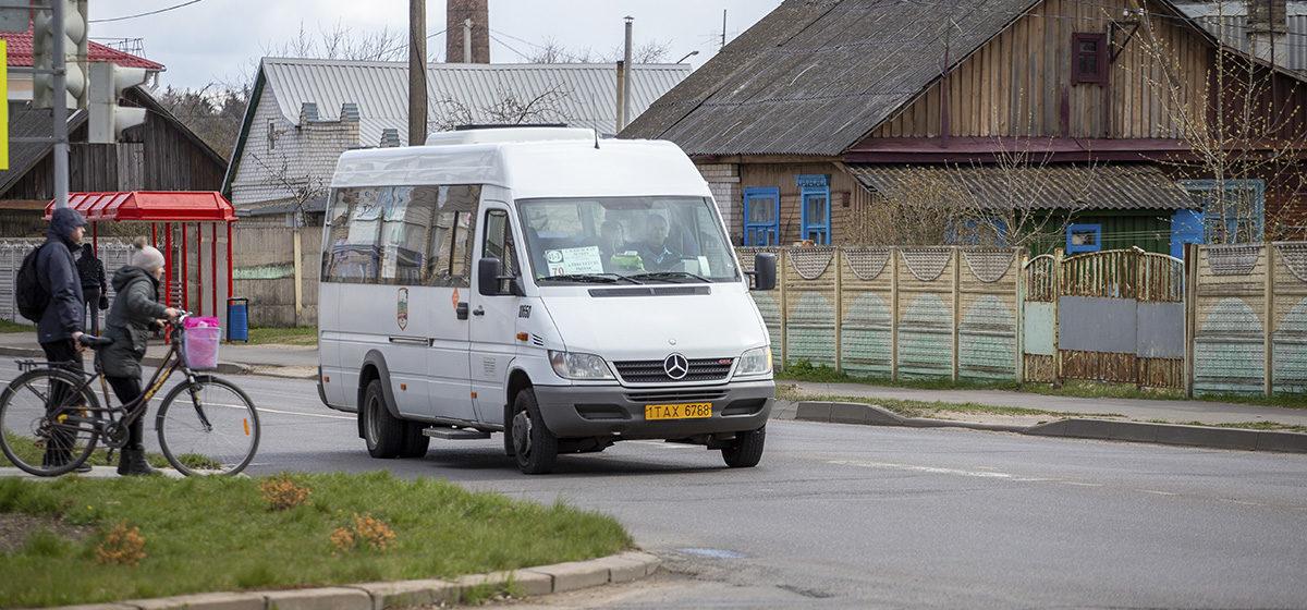 Меняется стоимость проезда в маршрутках 40-Т и 41-Т в Барановичах