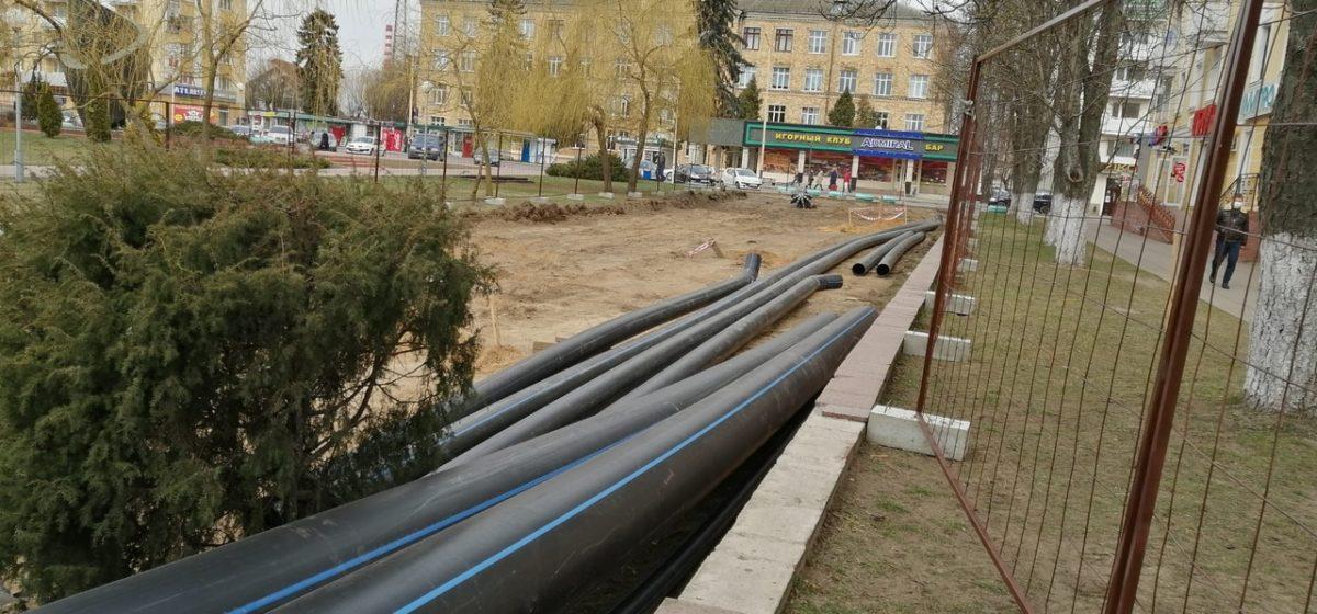 Площадь Ленина в Барановичах перекроют на несколько дней. Когда, на сколько и как будут курсировать автобусы