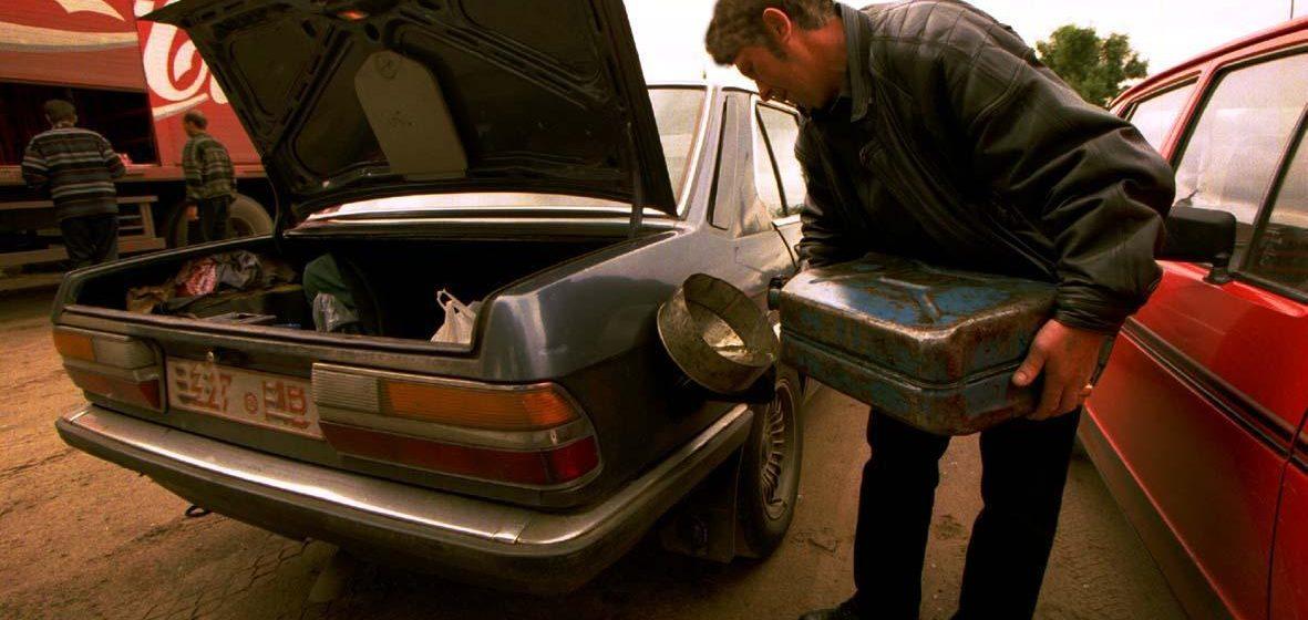 В Беларуси снова дешевеет автомобильное топливо