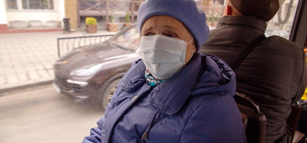 Как будут ездить пенсионеры Барановичского региона 1 октября