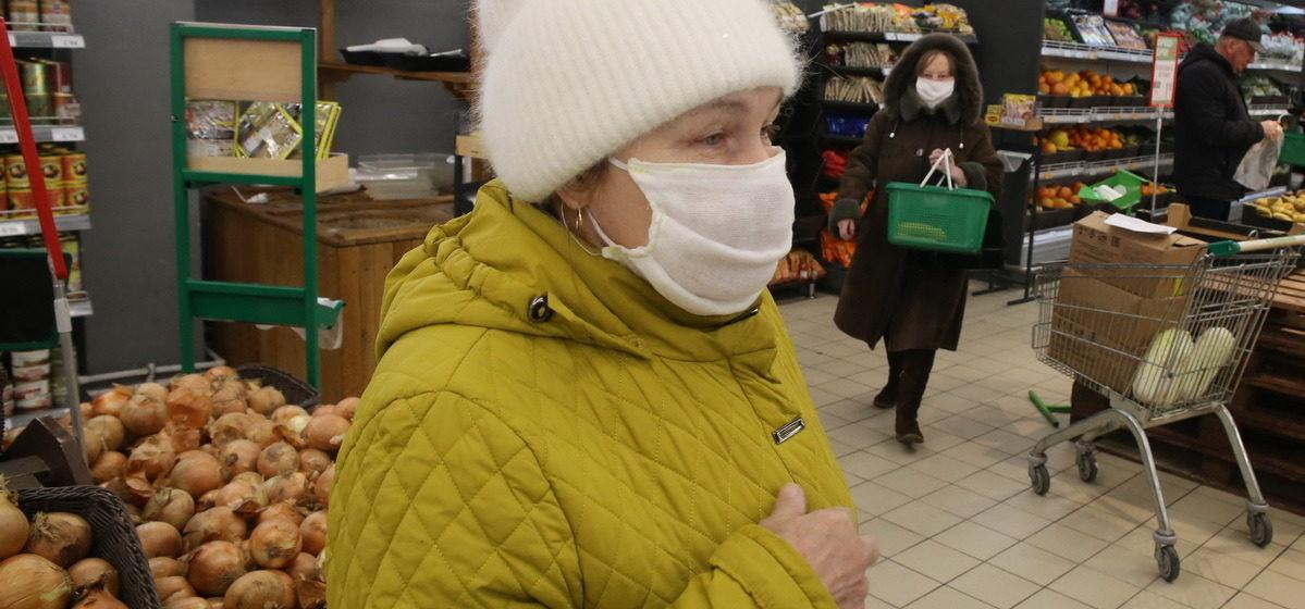 Где нужно обязательно носить маски в Барановичах, рассказали в горисполкоме