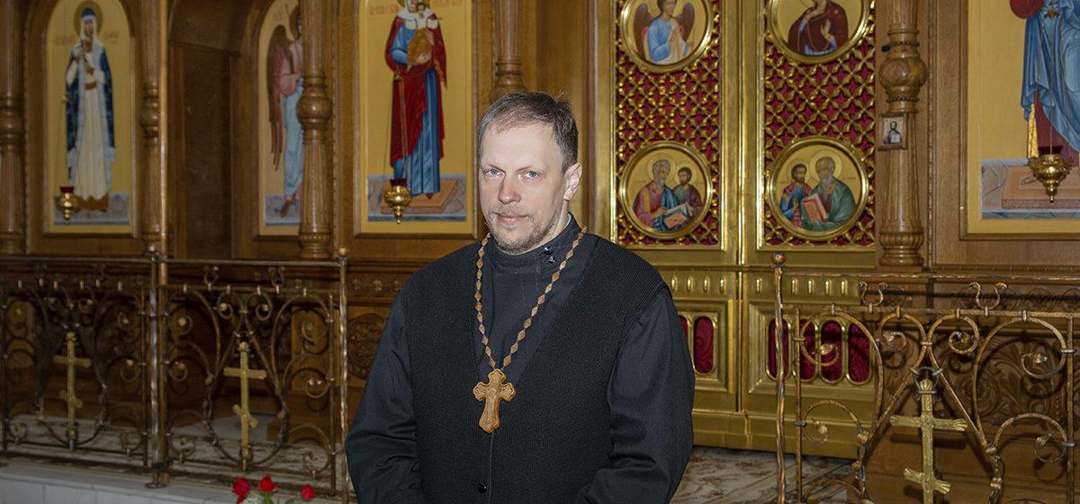 Поздравление со Святой Пасхой от протоиерея Виталия Лозовского
