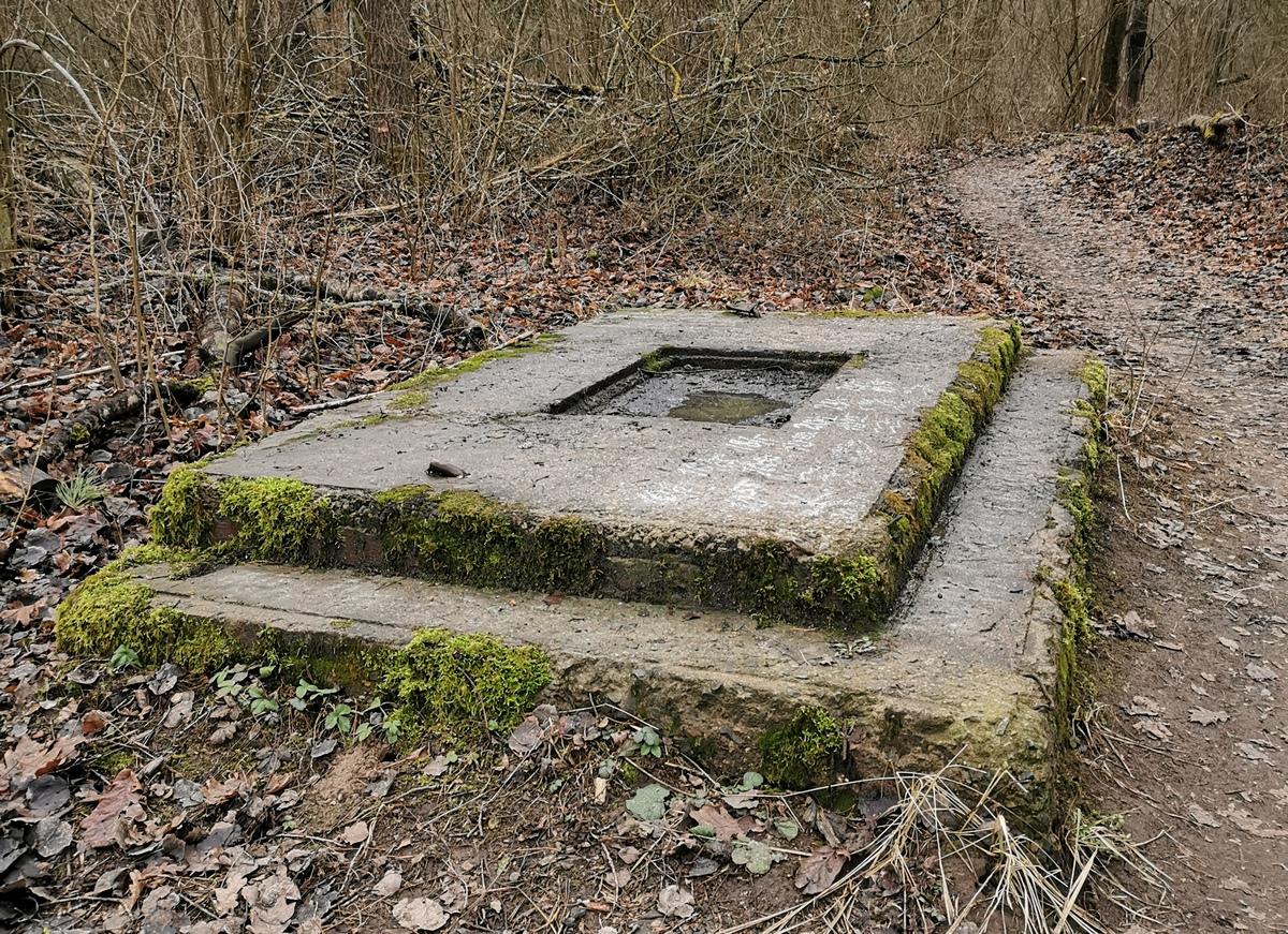 Возможно, на этом месте находился немецкий памятник. Фото: Виктор Борисевич