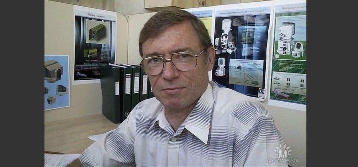 Каранавірус: памёр навуковец з беларускага сакрэтнага прадпрыемства «Пеленг». Ён займаўся лазэрнымі прыцэламі і меў больш за 100 патэнтаў