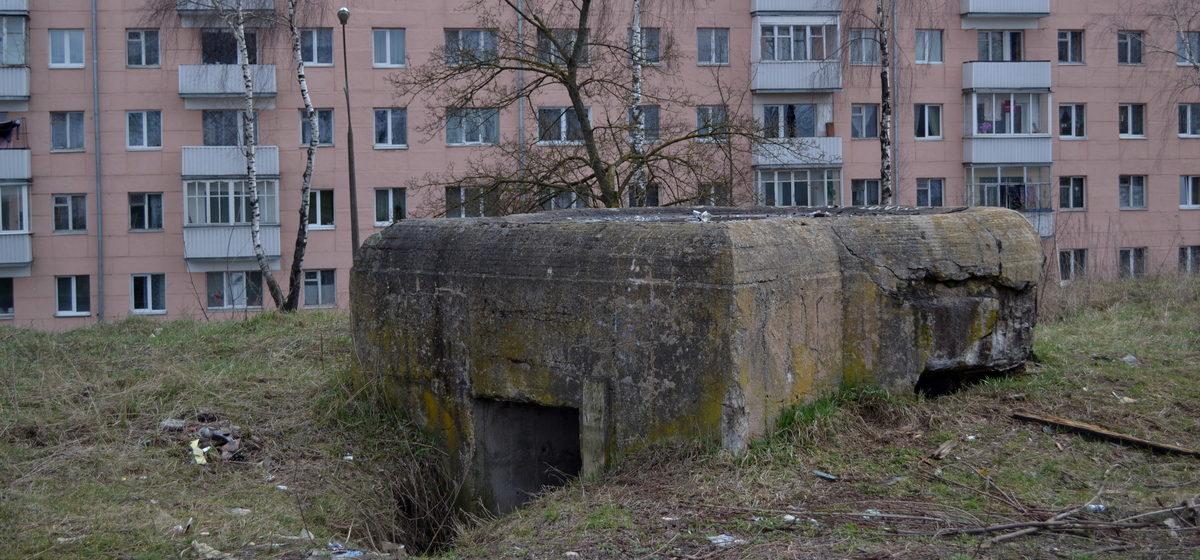 Неизвестные Барановичи. Где в городе можно посмотреть фортификационные объекты Первой мировой войны и межвоенной Польши