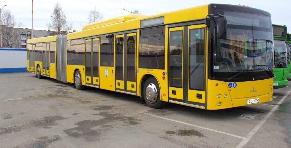 Как будут курсировать автобусы на Радоницу в Барановичах