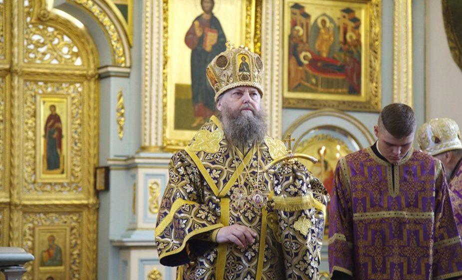 Архиепископ Новогрудский и Слонимский Гурий в реанимации с пневмонией. Закроют ли на карантин Жировичский монастырь