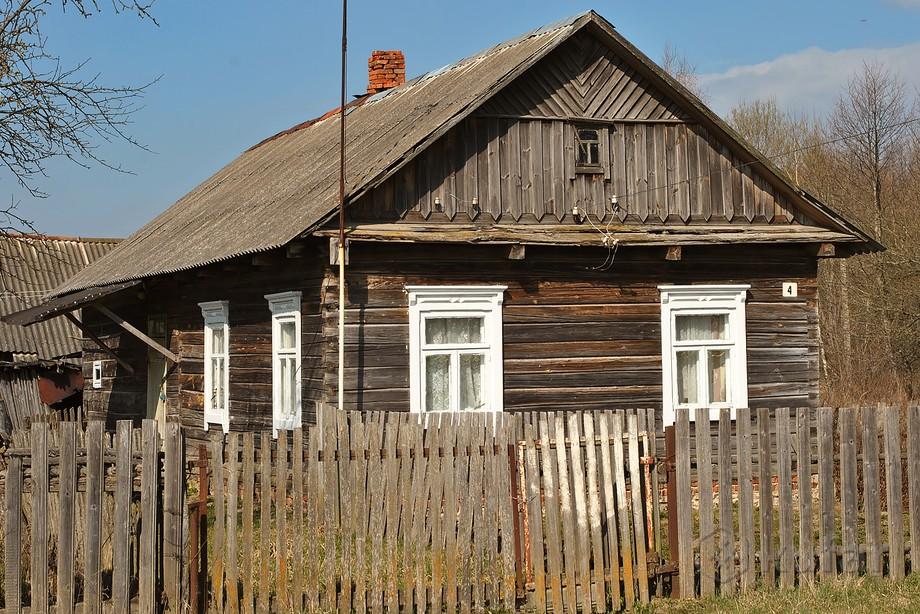 Хутор в 25 км от Барановичей в Ляховичском районе за 800 долларов. Фото: re.kufar.by