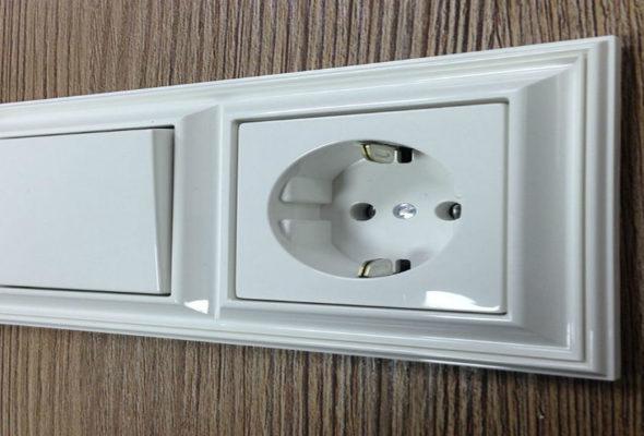 Качественные и надежные розетки и выключатели для вашего дома