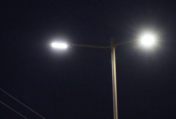 Уличное освещение должно быть организовано правильно
