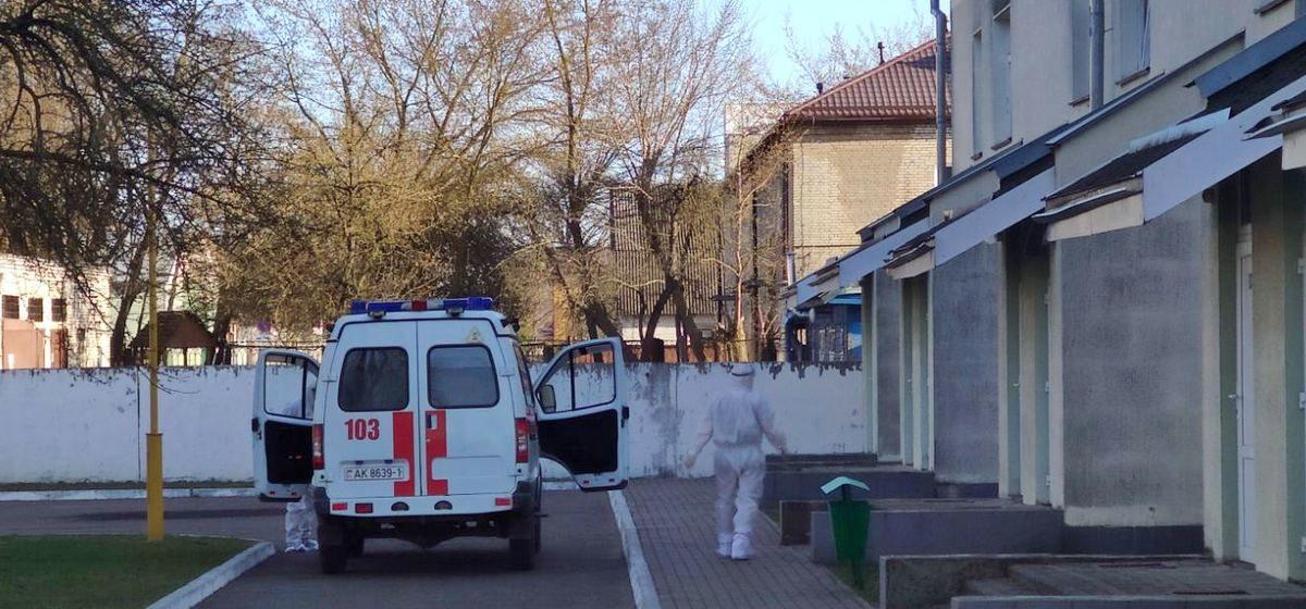 В Барановичах зарегистрирован второй случай заражения коронавирусом