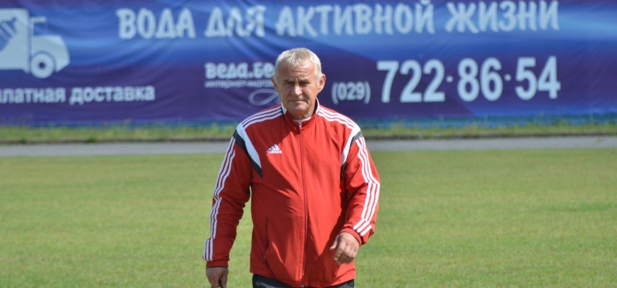 «Задача – вернуться в первую лигу» – главный тренер ФК «Барановичи» рассказал о команде и планах перед началом сезона