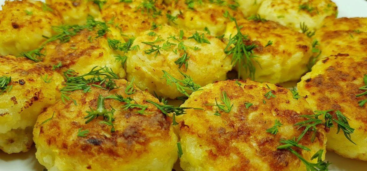 Вкусно и просто. Капустно-картофельные котлеты