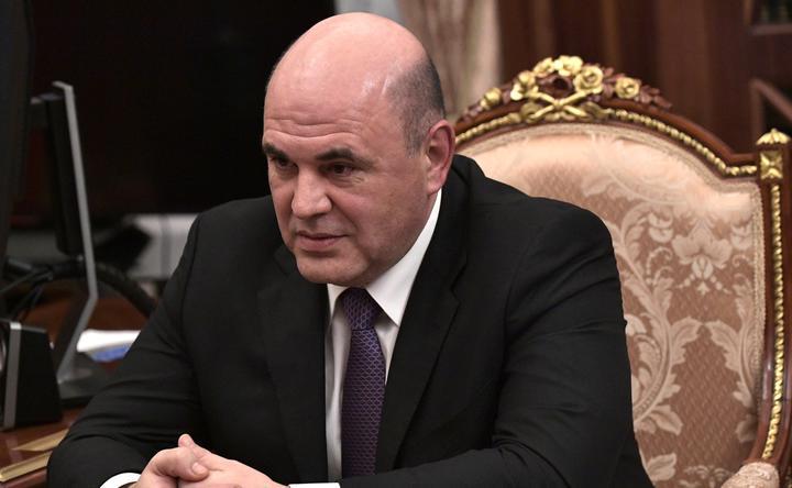 У премьер-министра России Михаила Мишустина обнаружили коронавирус